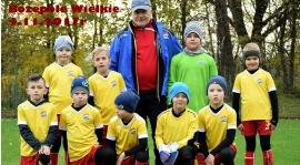 Turniej ligowy rocznik 2009/2010- 04.11.2017 Boże Pole