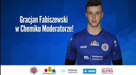 Gracjan Fabiszewski piłkarzem Chemika