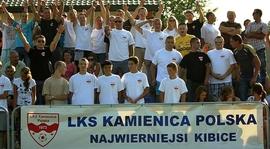 Oświadczenie zarządu LKS Kamienica Polska.