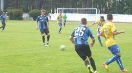Zawisza II udanie zakończył sezon 2013/2014
