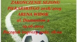 Zakończenie Sezonu Piłkarskiego 2018/2019