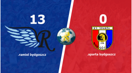 27.09.2015  RAMIEL Bydgoszcz - Sparta Bydgoszcz
