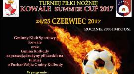 KOWALE SUMMER CUP 2017 - rocznik 2005