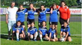 Pierwszy występ żeńskiej drużyny Podhalanina na turnieju!