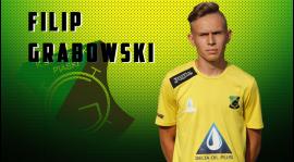 Filip Grabowski na kolejnych testach w Ruchu Chorzów