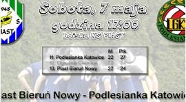 Zapraszamy na mecz z Podlesianką.