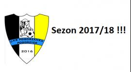 ZWYCIĘSTWO NA INAUGURACJĘ SEZONU 2017/2018!