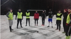 Piłkarze KS Gorc rozpoczęli przygotowania do rundy rewanżowej!