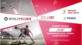 """Program """"Klub"""" w Lotniku."""
