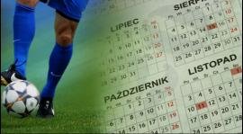 Terminarz na rundę jesienną sezonu 2017/2018