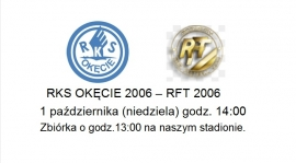 Niedzielny mecz RKS Okęcie - Akademia RFT.