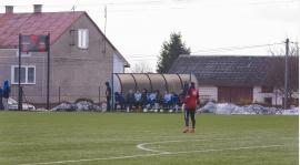 kolejka 17: KS Kisielów-Pełnatycze 0:0 Pogoń-Sokół Lubaczów