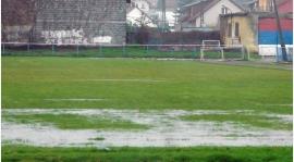 Deszcz jednak wygrał - derby przełożone na inny termin