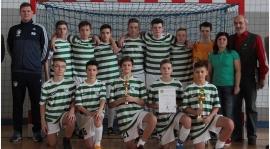 Juniorzy młodsi pojadą na Kryspinów Cup, zagrają z Ruchem Chorzów
