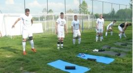 Seniorzy: Promień Glinica 1 - 0 (1-0) Orzeł Pawonków