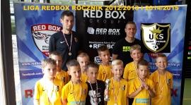 Liga REDBOX dla roczników 2012/2013/2014 - 13-kwietnia