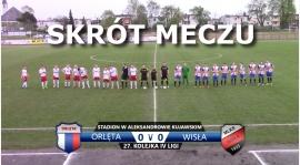 VIDEO: Skrót meczu Orlęta 0:0 Wisła Nowe