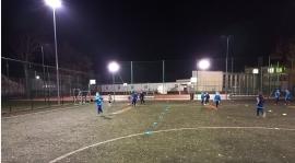 Grupy treningowe Akademii Piłkarskiej AMS