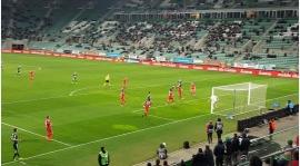 TOR Dobrzeń na meczu Ekstraklasy