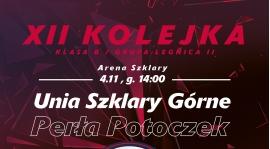 Mecz o mistrzostwo klasy B grupy 2 przeciwko drużynie Perła Potoczek