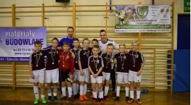E1 ORLIK I 4  miejsce w halowym turnieju w Goczałkowicach organizowanym przez  byłego zawodnika Gwarka