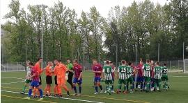 """Relacja meczu Polonia Bytom vs Juniorzy LKS """"Sparta"""" Lubliniec"""