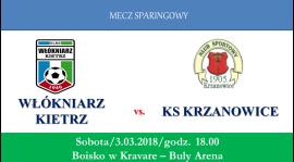 Zapowiedź: Włókniarz Kietrz - KS Krzanowice