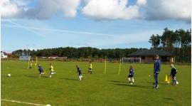 Sierpień - obóz piłkarski!!!