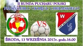 II Runda Pucharu Polski.