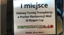 Halowy Turniej Trampkarzy o Puchar Restauracji Mak - III Rzepin Cup