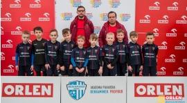 Wicemistrz Turnieju Orlen Beniaminek Cup w Krosnie