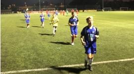 "FC Escola II Varsovia pokonana  w debiucie ""trójki"""