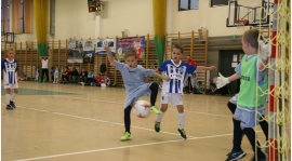Pierwszy turniej rocznika 2010 w sezonie zimowym za nami!
