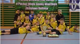 Młodzik 2008 drugi na turnieju w Wierzbicy ! [ZDJĘCIA]