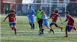 Piłkarze akademii powołani do reprezentacji województwa