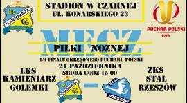 Kamieniarz Golemki vs Stal Rzeszów
