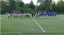 SEMP Warszawa vs MOSiR Mińsk Mazowiecki 0:2 (0:0)