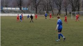 Przegrana juniorów Unii w wiosennym debiucie ligowym z Bielawianką 1:6