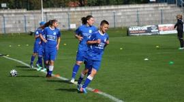 TKKF Stilon-1. FC AZS AWF Katowice