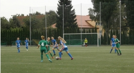 Mecz III Ligi Kobiet w Bytowie