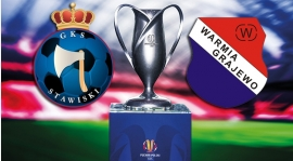 Puchar Polski GKS Stawiski - Warmia Grajewo