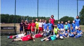 ROCZNIK 2012: Zagrali z Lech Poznań Football Academy Władysławów