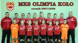 ROCZNIK 2007/2008: Młodziki Olimpii w finale Głosu Wielkopolskiego