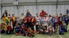 Turniej Mikołajkowy o Puchar ks. Dyrektora Zespołu Szkół Towarzystwa Salezjańskiego w Toruniu 17.12.2016r.