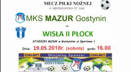 Mazur - Wisła II Płock