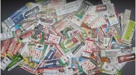Pomóżcie kolekcjonerowi! Zbiera bilety z meczów klubów z podlaskiego