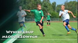 Wyniki grup młodzieżowych /23-24 sierpnia/