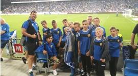 Podsumowanie obozu sportowego - Łasko 2017