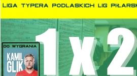 Liga typera podlaskich lig - dwóch liderów - Adrian Turowski i Dawid Gierasimiuk