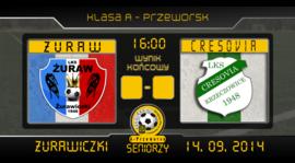 Mecz 5. kolejki z Cresovią Krzeczowice !